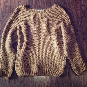 Women's comfy sweater